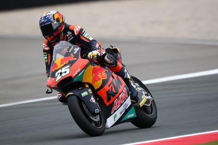 Fernandez Assen Moto2 2021