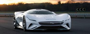 Jaguar Vision Gran Turismo SV, un eléctrico de casi 2,000 hp que llegará al Gran Turismo 7 en 2021