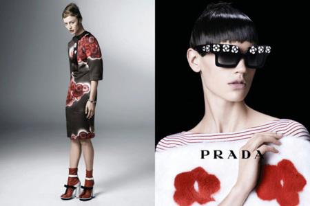Prada tiene a las mejores modelos, al mejor fotógrafo y la campaña más aburrida. ¿Qué pasó?