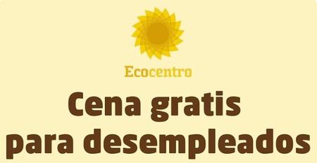 Cenas gratis para 100 desempleados en 'Ecocentro' de Madrid