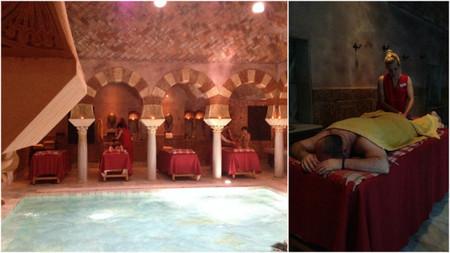 masaje hammam al andalus