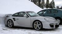 Porsche 911 GT2, fotos espía