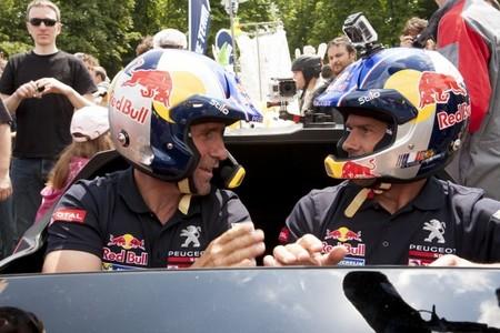 Peugeot dará libertad a sus pilotos para luchar entre ellos