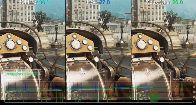 Dishonored 2 Comparativa 03