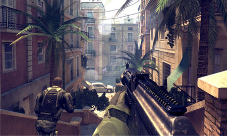 Modern Combat 4: Zero Hour llega a Windows Phone
