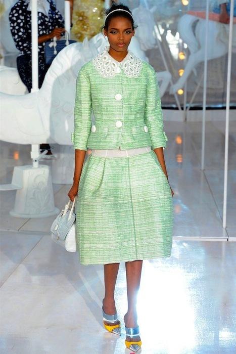 Foto de Louis Vuitton Primavera-Verano 2012 (3/48)