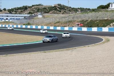 Audi Driving Experience, rodando en el circuito de Jerez (II)