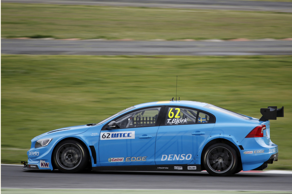 Volvo Test Vallelunga 2016