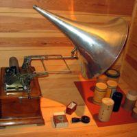 Así suenan 10.000 canciones en cilindros de fonógrafo ideados por Edison