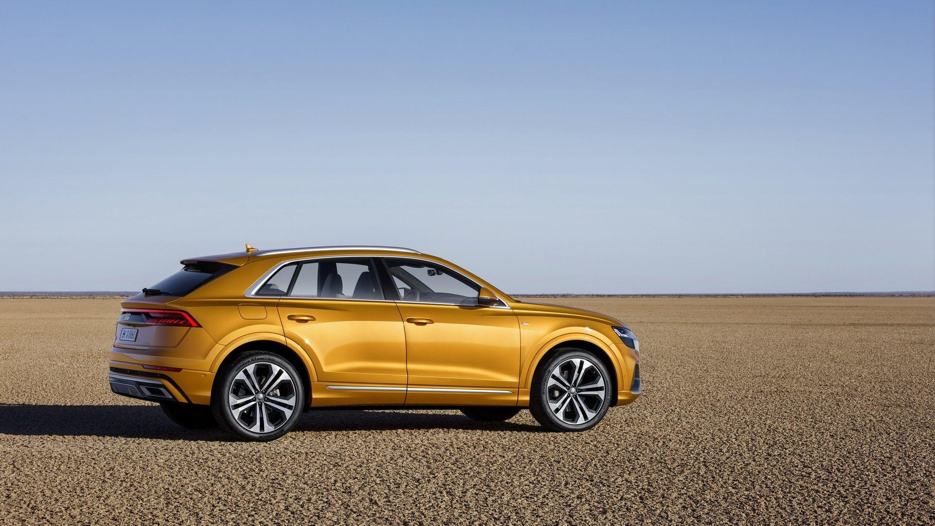 Foto de Audi Q8 (4/14)
