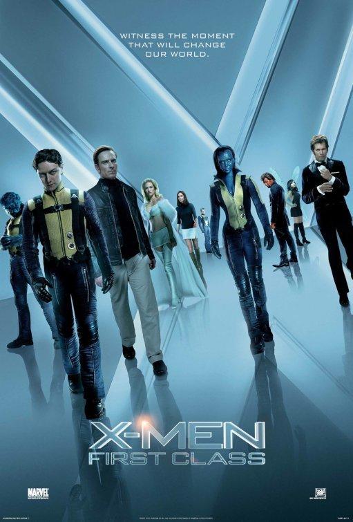 Foto de 'X-Men: Primera generación', últimos carteles (1/3)