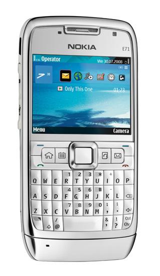 Nokia presenta oficialmente los E66 y E71
