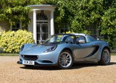 Lotus Elise 250 Special Edition: 899 kilogramos y sólo 50 unidades