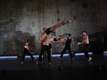 El espectáculo Circa en el Teatro Circo Price de Madrid del 11 de abril al 5 de mayo (2013)