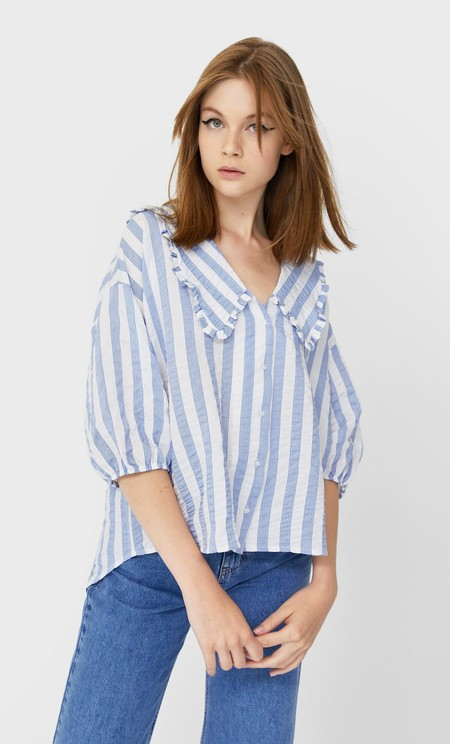 Cuello Bobo Camisa Low Cost Aw 2020 08
