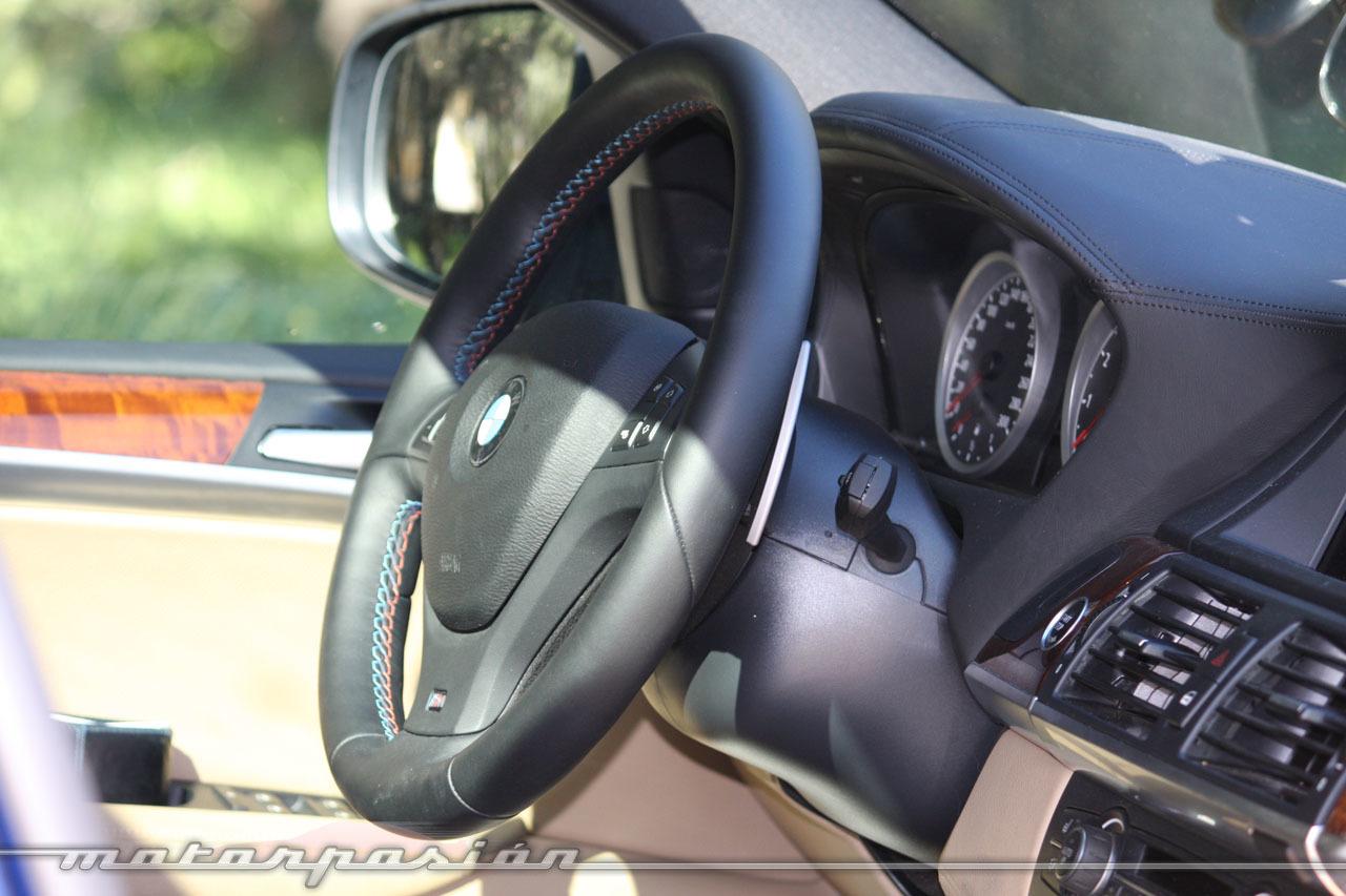Foto de BMW X6 M (prueba) (16/41)