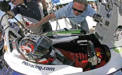 La Champ Car cierra su primer test de pretemporada