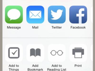 Así aprovechará Things las extensiones entre aplicaciones de iOS 8