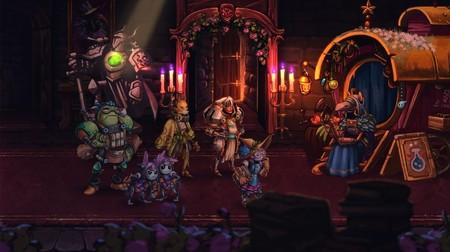Steamworld Quest: Hand of Gilgamech se prepara para su lanzamiento en Nintendo Switch con un nuevo tráiler