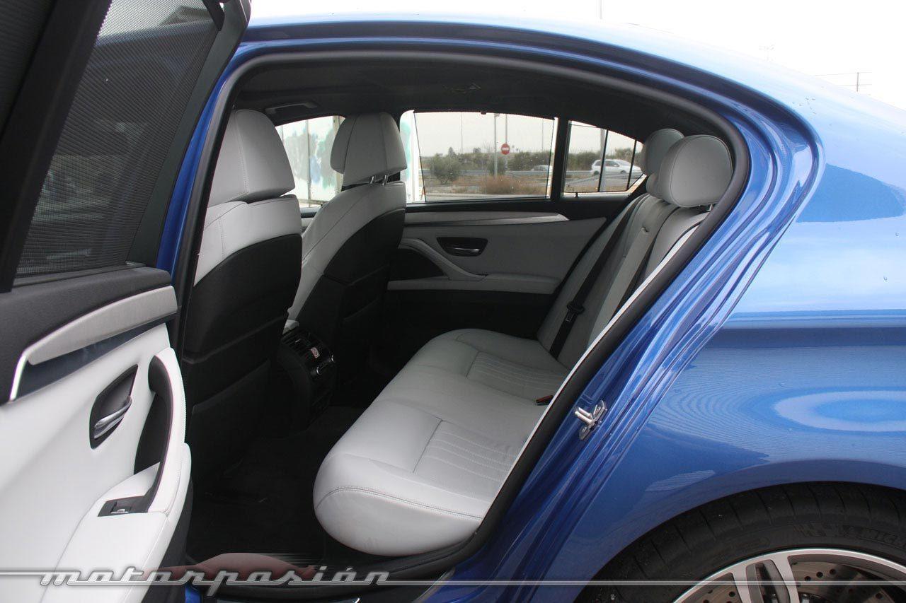 Foto de BMW M5 (Prueba) (38/136)