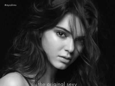La ropa interior Calvin Klein se vuelve más hot con Kendall Jenner