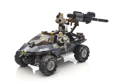 Microsoft y Mattel se alían para crear juguetes de Halo