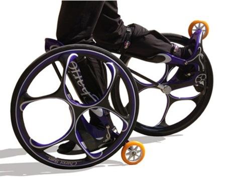 Wheelskates, un nuevo concepto de patines