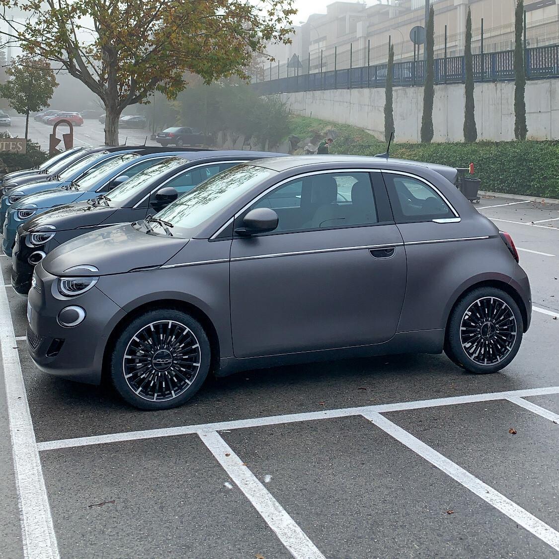 Foto de Fiat 500e (presentación) (1/36)