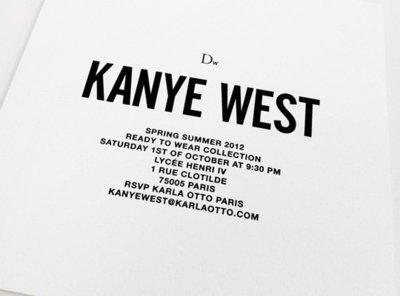 Kanye West, el rapero que quería diseñar
