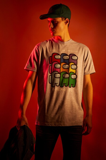 Ready to play? Springfield y sus camisetas para los amantes de los videojuegos con las que mostrarás tu orgullo gamer en cada look