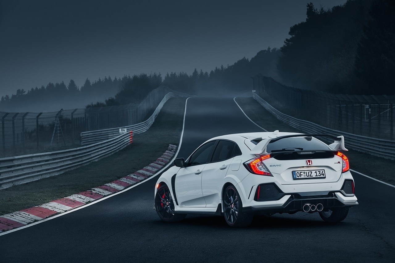 Foto de Honda Civic Type R (10/15)