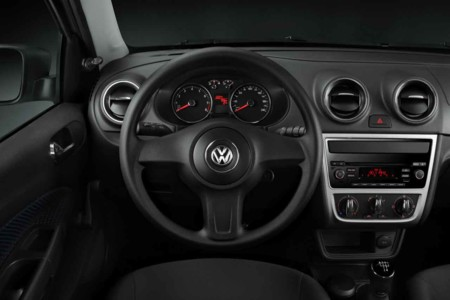 Volkswagen Gol Track 2016 1