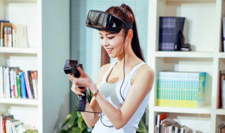 Una empresa china prepara un rival más de Oculus Rift