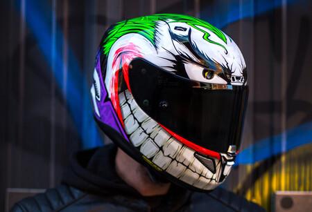 ¡Marvel y DC vuelven a los cascos de moto! HJC pone a Superman, Joker y Carnage en sus RPHA 11 por 600 euros