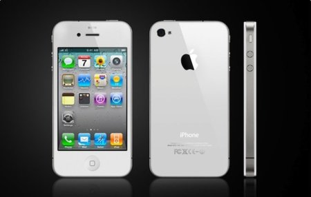 El iPhone 4 de color blanco se retrasa nuevamente hasta primavera