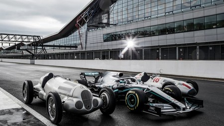 Mercedes Formula1