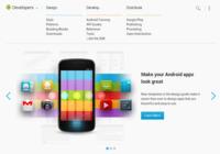 Google rediseña la página oficial de desarrolladores Android