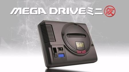 SEGA anuncia que la Mega Drive Mini se lanzará este mismo año