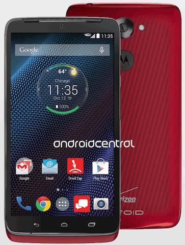 Droid Turbo, se filtra más información sobre el nuevo smartphone de Motorola exclusivo de Verizon