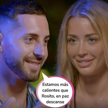 Estreno de 'La Última Tentación': Mayka y Pablo dejan la puerta abierta a una segunda oportunidad tras su primera hoguera juntos ¡Y ella con novio!