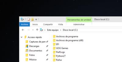¿Por qué Windows tiene dos directorios de Archivos de programa y uno es x86?