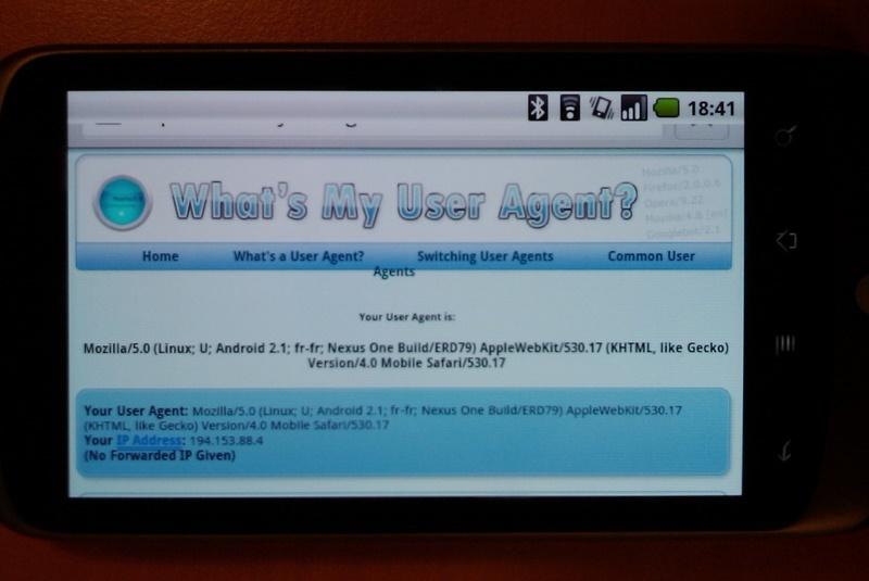 Foto de Nexus One de nuevo (12/15)