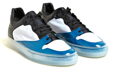 Las zapatillas Contrast Panel de Balenciaga, un mix de tendencias