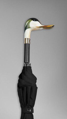 Empuñadura de pato