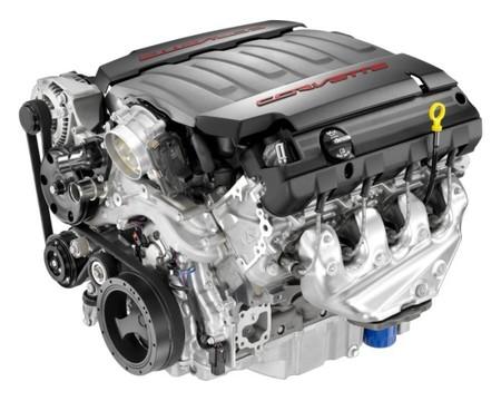 La potencia definitiva del Chevrolet Corvette Stingray LT1 serán 461 CV