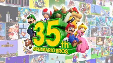 ¡Ya es oficial! Mario celebrará su 35 aniversario en Nintendo Switch con un battle royale, recopilatorios, remasterizaciones y más