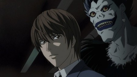 Light Yagami Ryuk Death Note 14 768x432