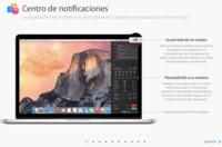 El centro de ayuda de Apple, un buen lugar por el que empezar con OS X Yosemite