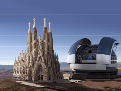 Éste será el mayor telescopio terrestre del mundo y estará en Chile