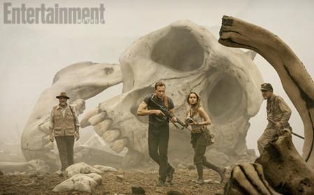 'Kong: Skull Island', nueva imagen del reboot de King Kong con Tom Hiddleston y Brie Larson